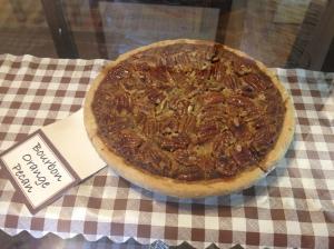 Not Just Pecan Pie, But Bourbon Orange Pecan Pie