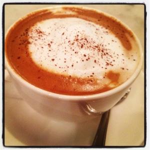 My Bittersweet Cappuccino