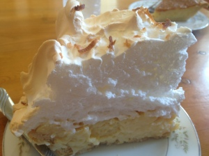 Heaven in the Form of Coconut Meringue
