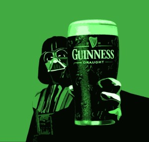 Come to The Dark Side, we have Guinness!