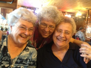 The Girls: Jeanie, Momma, and Carole