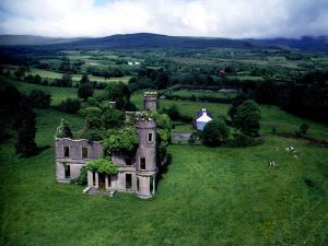 Castles! Castles! and more Castles!  This one is Kilgarven, btw...