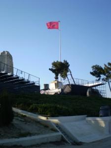 Chunuk Bair (NZ Memorial)