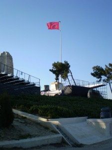 Chunuk Bair (NZ Memorial)