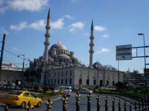 One of the 3,100-ish mosques in Istanbul