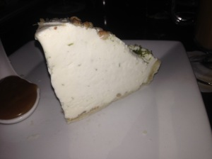 Jamie's Kinky Key Lime Pie
