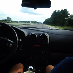 Did I mention that Florida is really FLAT??